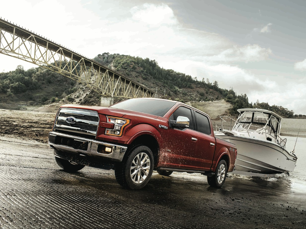 2017 Ford F-150 Gets New Engine and Transmission Lubbock, TX