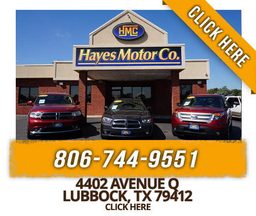 your local lubbock texas hayes motor co save here on
