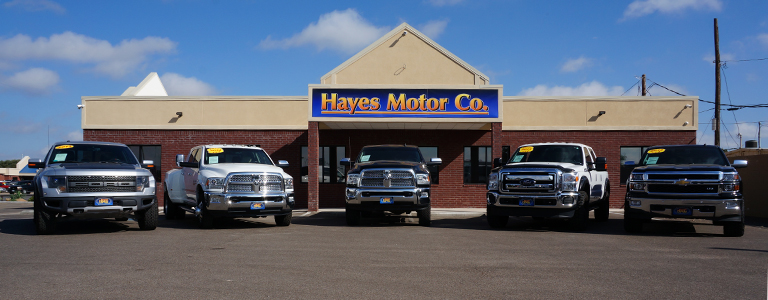 All About Hayes Motor Company