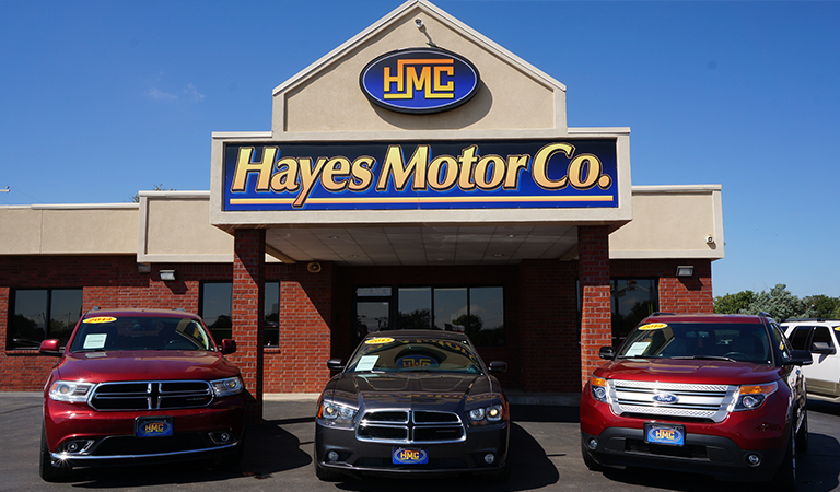 about hayes motor company